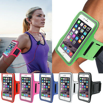 Running jogging Gym sport exercise Armband Sport Case Cover iPhone6 6plus ab001