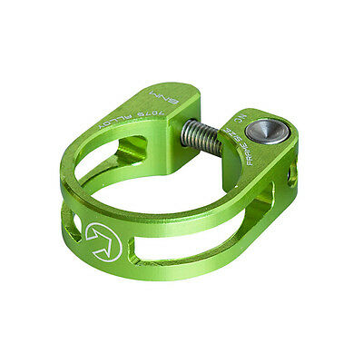 Shimano PRO Performance Seat Post SeatPost Clamp, Green, 28.6mm
