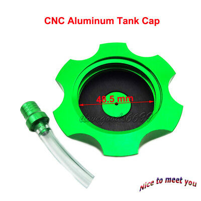 Green Fuel Tank Cap For 50cc 90cc 110cc 125cc 150cc 160cc Chinese Dirt Pit Bikes