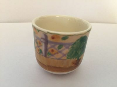 Royal Stafford Gardeners Journal Egg Cup