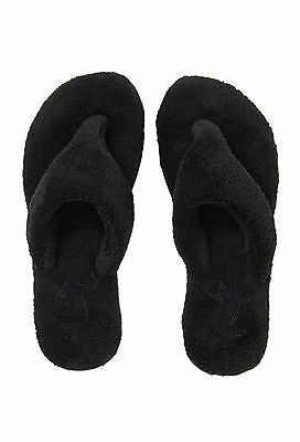 Ladies Peter Alexander Classic Towelling Thongs  slippers  Size L (9-10)