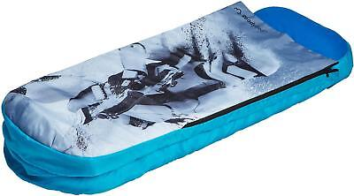 Kids Child Junior Boys Camping Airbed Sleeping Bag Ready Bed Star Wars Episode 4