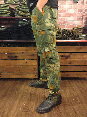 """Mitchell Pattern Pants, Vietnam Advisor Style, Size Available From 30""""-38"""""""