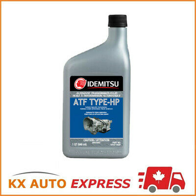 IDEMITSU Automatic Transmission Oil Fluid ATF TYPE-HP for Subaru 946ml