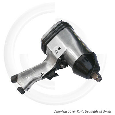 """Pneumatic Impact Wrench 1/2"""" Square 312 Nm"""