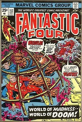 Fantastic Four #152 - VF-