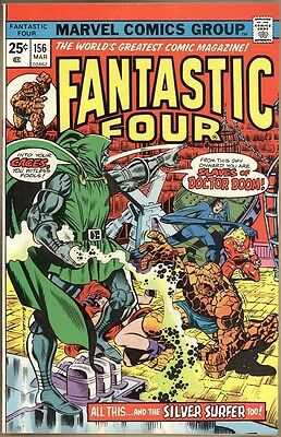 Fantastic Four #156 - VF/NM