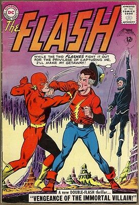 Flash #137 - VG+ - 1st Silver Age Vandal Savage