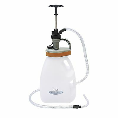 iCan 10 Litre Drum with Hand Pump and Storage Lid Combo