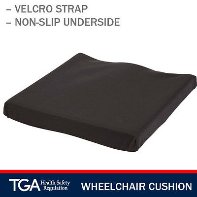 Wheelchair Foam Seat Cushion  - Car, Chair or Wheel Chair Pillow Wheelchairs