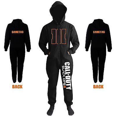 CALL OF DUTY COD Black Ops 3 KIDS Bodysuit / All-in-one - optional name or TAG