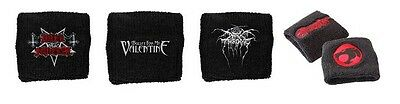 DARK FUNERAL bullet for my valentine DARK THRONE thundercats OFFICIAL SWEATBAND