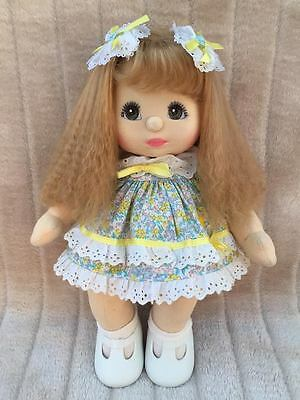 My Child Doll Strawberry Blonde Crimp Brown Charcoal