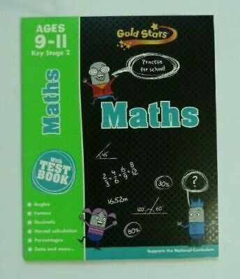 Preschool Starting to Count Gold Stars Early Learning Workbook Ages 3-5 Year New