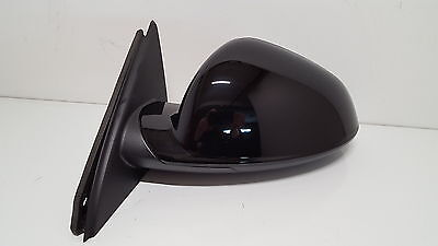 New Genuine OEM Power Mirror Driver Side 2006-2009 Buick Lucerne White #25822569