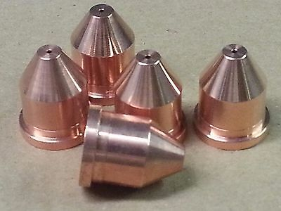 5 x 220007 - 60A Unshielded Nozzles - Handheld or Mechanized *US FAST SHIP*