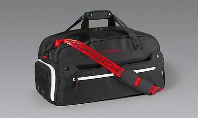 Porsche Sports/Kit Bag - Motorsport Collection 2016 Genuine Merchandise Black