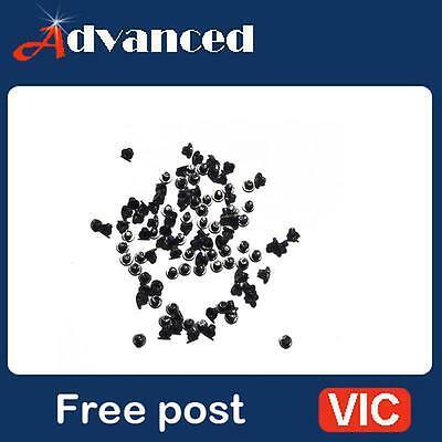 New Keyboard Rivets Screws for Apple Macbook Air A1369 A1370 A1466 A1465 -100pcs