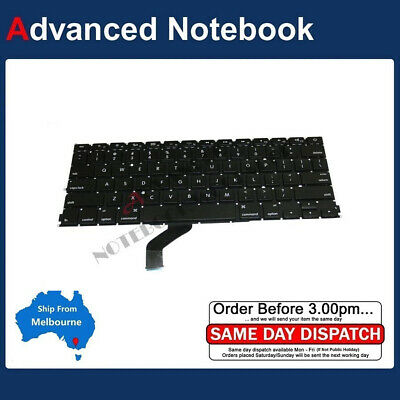 "Genuine New Keyboard for  Apple Macbook Pro 13"" A1425 With Retina Display"