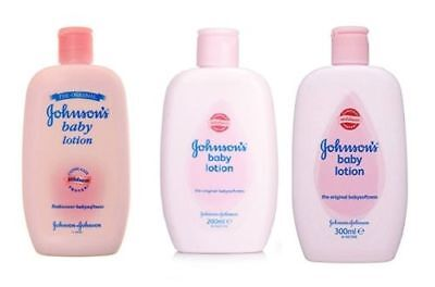 Johnson's Baby Lotion 200ml/300ml/500ml