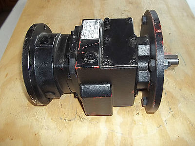 Dodge Quantis Hf382Cn56C Inline Helical Gear Reducer Ratio 17:1 Cat # Hf382Cn56C