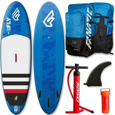 Fanatic SUP Fly Air inflatable SUP Stand up Paddle Board Surfboard