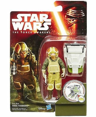 Hasbro Star PZ-4CO Droide Actionfigur The Force Awaken´s  B3461 NEU OVP New Film, TV & Videospiele
