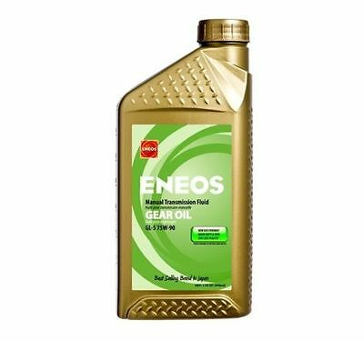 Eneos High Performance Gear Oil 75W-90 GL-5 Manual Transmision 947ml (1Qt.)
