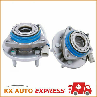 2X Front Wheel Hub Bearing Assembly For Chevrolet Uplander 2005 Abs 5 Studs