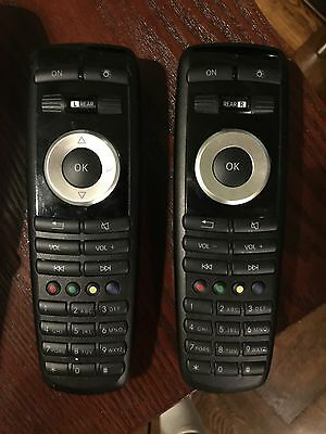 Mercedes-Benz Remote Control (Rear Entertainment)