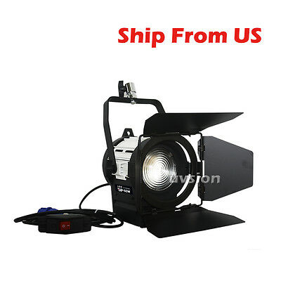 LED Fresnel spot Light 50W Continuous Lighting Camera Studio