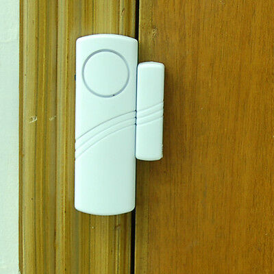 Wireless Security Alarm / Super Loud 90dB Alarm! / Against The Unwanted Intruder