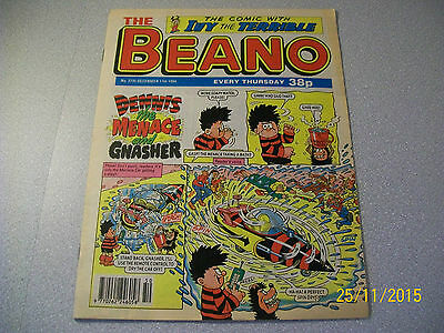 THE BEANO COMIC No. 2735 DECEMBER 17TH 1994 D.C.THOMSON & CO