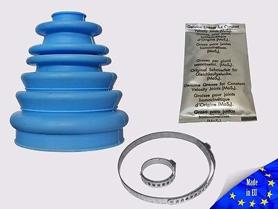 Universal High Quality Blue Silicone CV Joint Boot Drive Shaft sk02a