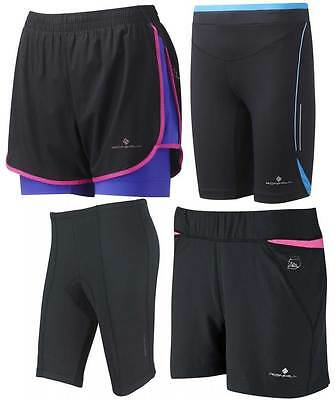 Ronhill Womens Running Cycling Fitness Exercise Shorts, various sizes