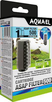 AQUAEL ASAP 500 Filter Replacement Cartridge PHOSMAX 1pcs(nr 113747)