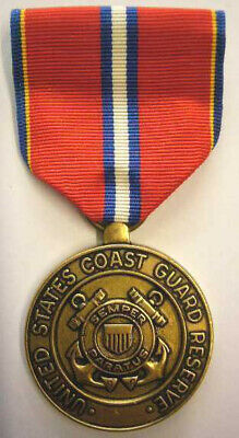 Coast Guard Reserve Good Conduct