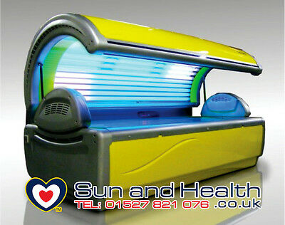 Tansun Serenity Sunbed Tanning Bed!