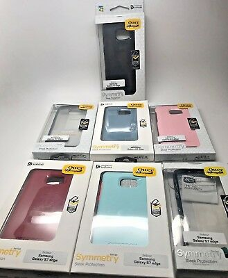 New!! Otterbox Symmetry For Samsung Galaxy S7 Edge