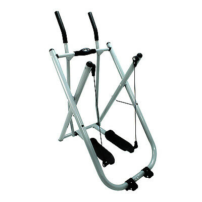 Medicarn Home Gym Cardio Toning Air Walker Exercise Machine - Easy Fold & Store