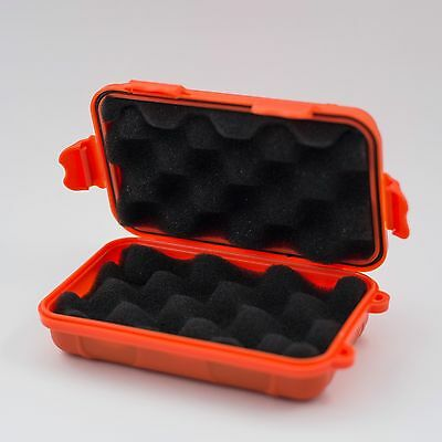 NEW Outdoor Shockproof Airtight Padded Survival Storage Case Container Carry Box
