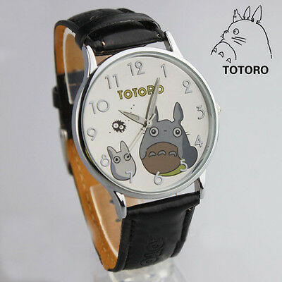 Hot Anime Hayao Miyazaki My Neighbor Totoro Wrist Watch Collectible Toy Gift Kid