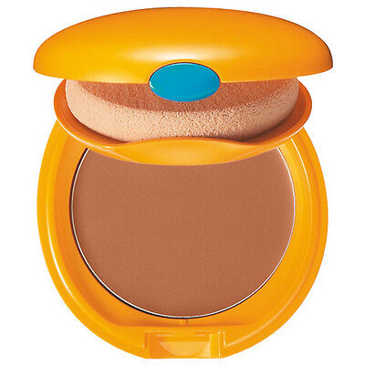 SHISEIDO TANNING COMPACT FOUNDATION BRONZE SPF6 12 g WATER RESIST.