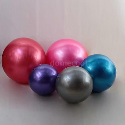Fitness Exercise Gym Fit 95cm Yoga Core Ball Pilates Balance FOR LADIES Q3M0