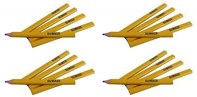 DeWalt Carpenters Pencil x 20 Joiners Woodworking