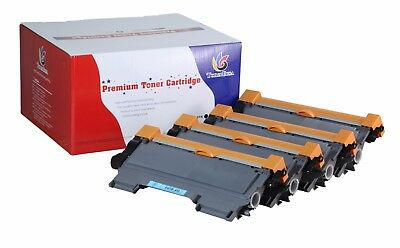 4PK Compatible Brother TN450 High Yield Toner Cartridge for MFC-7360N HL-2280DW