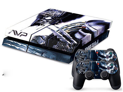Alien Sticker Cover Protector Skin Decal For Sony PS4 Console Controller