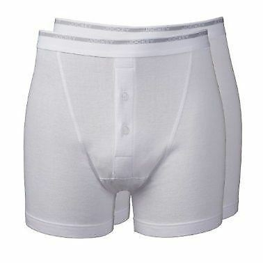 Jockey Modern Classic Boxer Trunk Underwear 2-Pack 2Xl To 6Xl