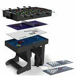 BCE 4ft 12-in-1 Folding Multi Games Table