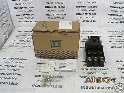 Square D Ac Manual Starter 2510Tbo2 Ser A New In Box